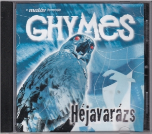 Ghymes ‎- Hejavarazs - CD